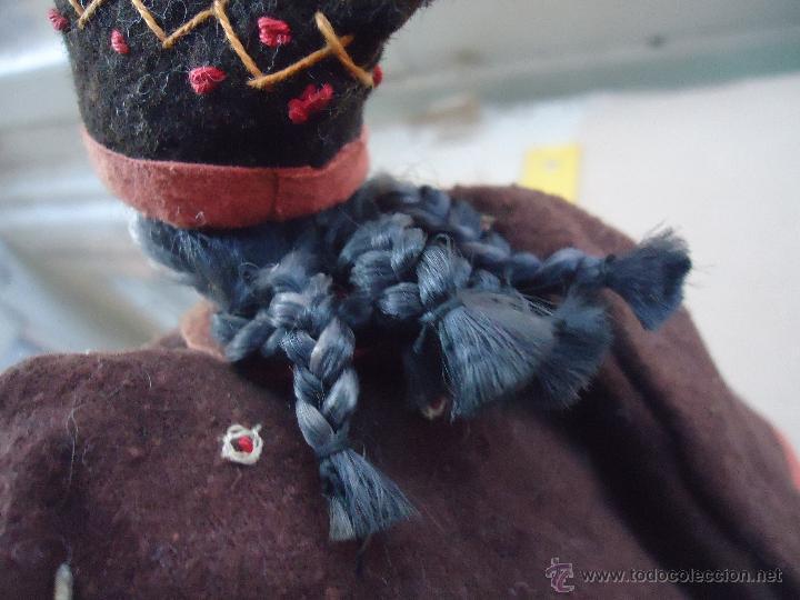 Muñecas Extranjeras: precios muñeco muñeca traje regional realizado y pintado a mano, - Foto 14 - 52939603