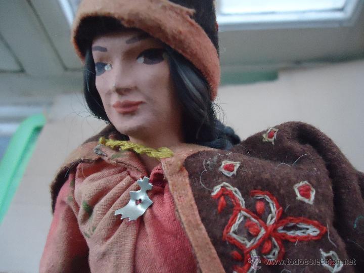 Muñecas Extranjeras: precios muñeco muñeca traje regional realizado y pintado a mano, - Foto 15 - 52939603
