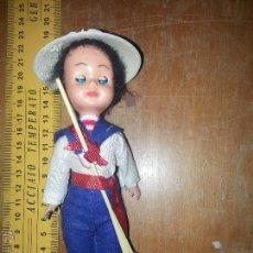 Muñecas Extranjeras: ANTIGUO MUÑECO OJOS MOVILES . Lote 52944789