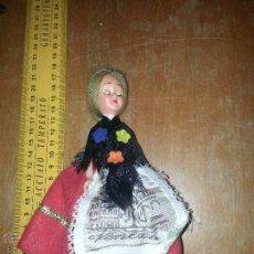 Muñecas Extranjeras: ANTIGUO MUÑECA OJOS MOVILES . Lote 52944808