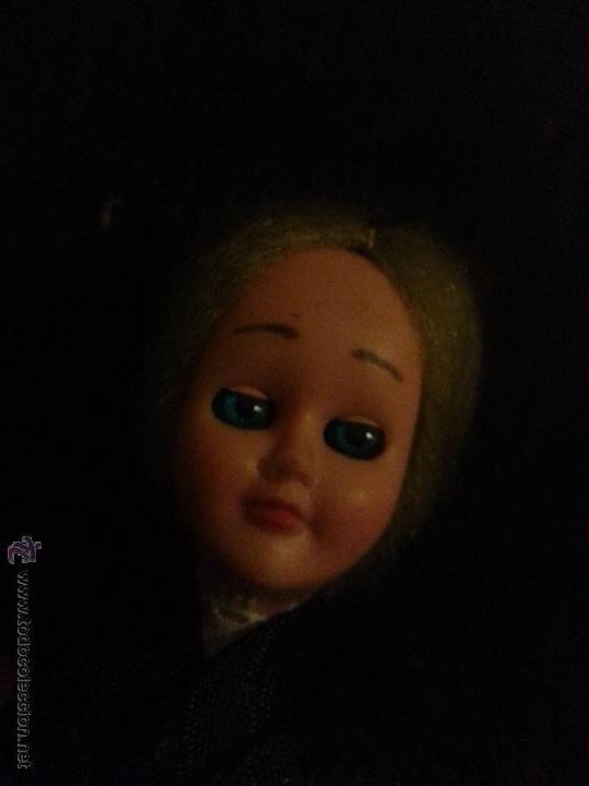 Muñecas Extranjeras: antiguo muñeca ojos moviles - Foto 2 - 52944808