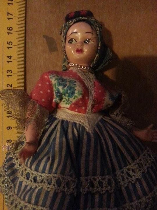 ANTIGUA MUÑECA RON BELLOS ROPAGES (Juguetes - Muñeca Extranjera Antigua - Otras Muñecas)