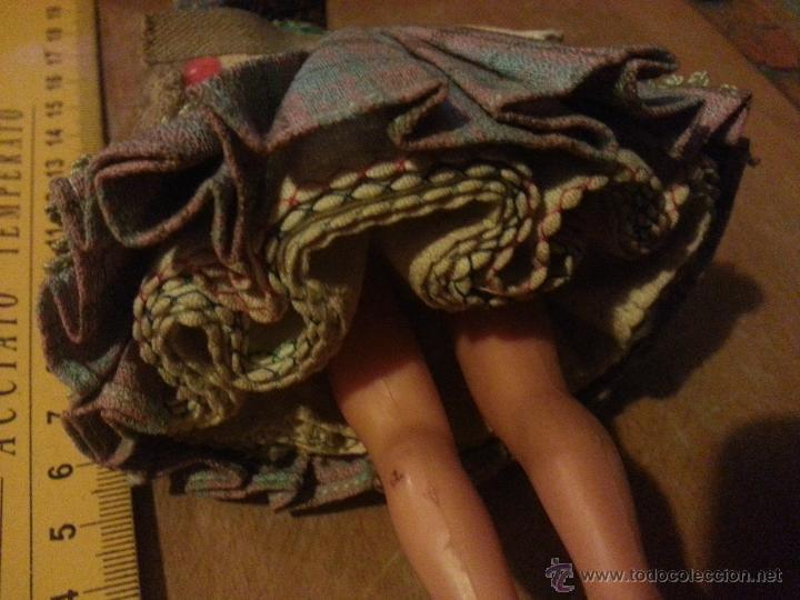 Muñecas Extranjeras: antigua muñeca ron bellos ropages - Foto 2 - 52945374