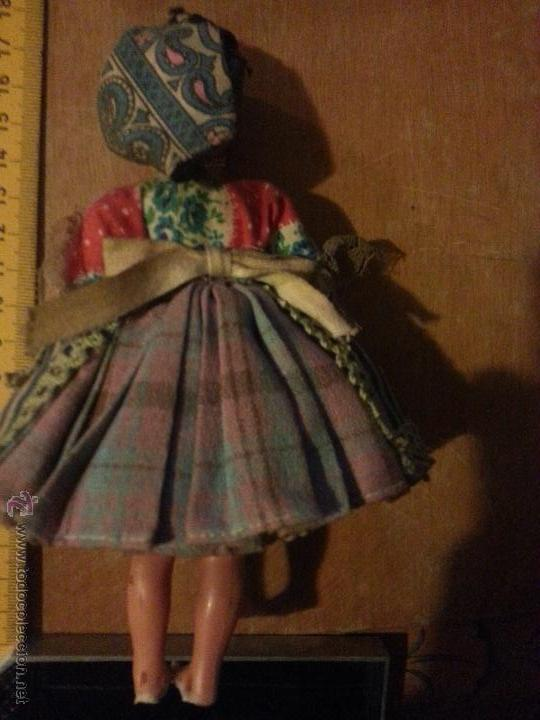 Muñecas Extranjeras: antigua muñeca ron bellos ropages - Foto 4 - 52945374