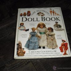 Muñecas Extranjeras: DOLL BOOK,,(OBSERVACIONES Y MEDIDAS MUÑECAS ANTIGUAS,1993 (157 PAG COLOR.JANE COLEMAN). Lote 53061785