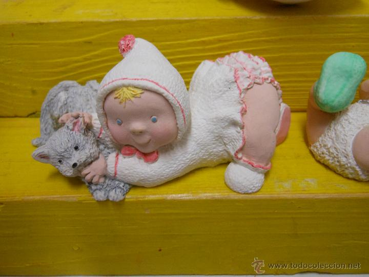 Muñecas Extranjeras: 3 BEBES ANTIGUOS DE COLECCION - Foto 2 - 53378493