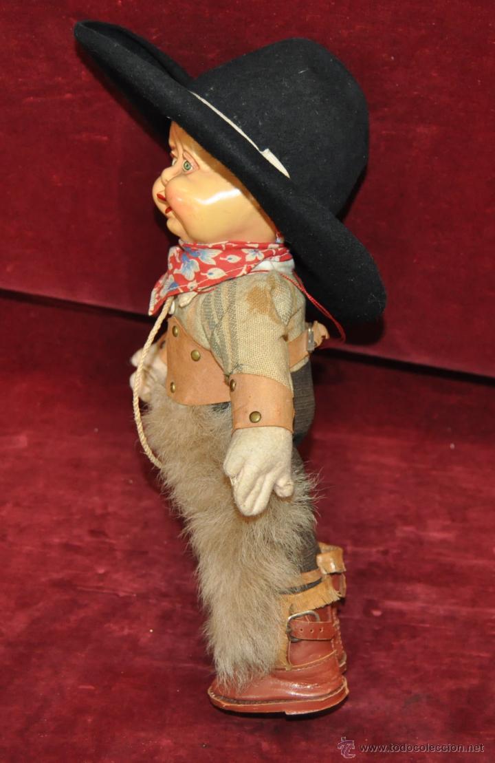 Muñecas Extranjeras: INTERESANTE MUÑECO DE CARACTER DE LOS AÑOS 30-40. DESCONOZCO MANUFACTURA - Foto 2 - 54263972