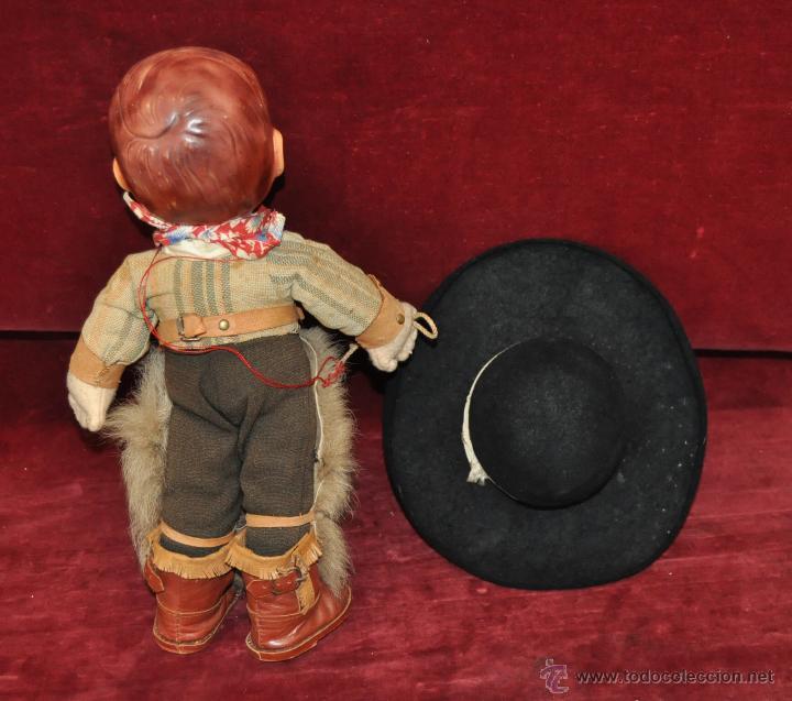 Muñecas Extranjeras: INTERESANTE MUÑECO DE CARACTER DE LOS AÑOS 30-40. DESCONOZCO MANUFACTURA - Foto 3 - 54263972