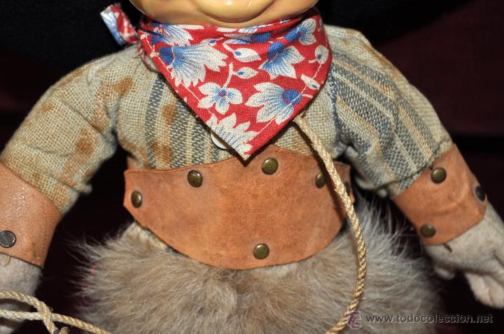 Muñecas Extranjeras: INTERESANTE MUÑECO DE CARACTER DE LOS AÑOS 30-40. DESCONOZCO MANUFACTURA - Foto 7 - 54263972