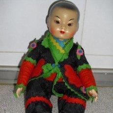 Muñecas Extranjeras: MUÑECO ORIENTAL. Lote 54498533