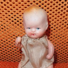 Muñecas Extranjeras: BEBE CERÁMICA FOREIGN KA,JAPAN,AÑOS 20 Ó 30. Lote 54515898