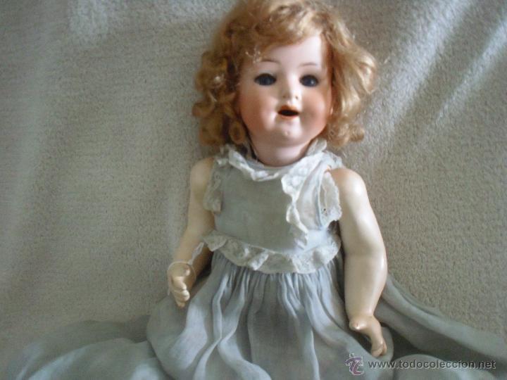 Muñecas Extranjeras: Muñeca alemana porcelana - Foto 3 - 54644275
