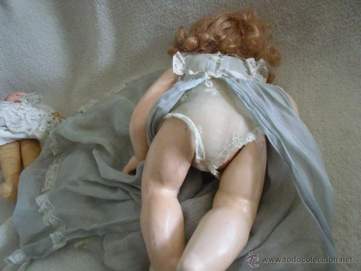 Muñecas Extranjeras: Muñeca alemana porcelana - Foto 5 - 54644275