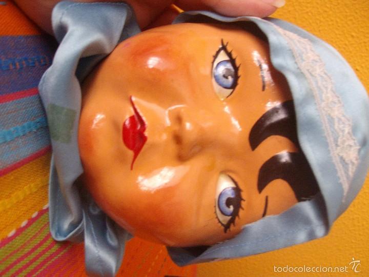 Muñecas Extranjeras: CARA MUÑECA ANTIGUA - Foto 3 - 55375657