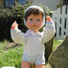 Muñecas Extranjeras: MUÑECO ANTIGUO EUROPEO DE 50 CM. Lote 72755490