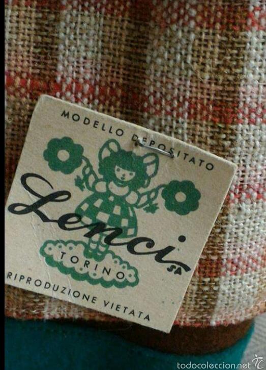 Muñecas Extranjeras: Muñeca Lenci en caja original. - Foto 3 - 56274826