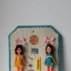 Muñecas Extranjeras: MUÑECAS ANTIGUAS. RÉPLICA .LEER DESCRIPCION. Lote 56379570