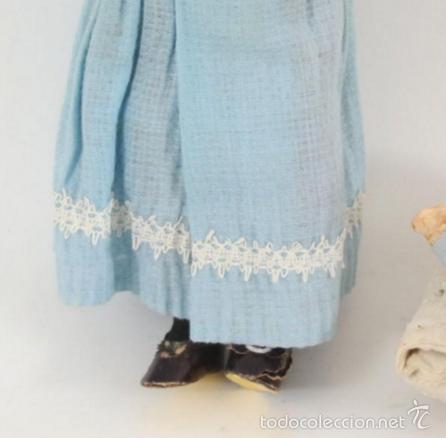 Muñecas Extranjeras: ANTIGUA MUÑECA DE PORCELANA - Foto 2 - 56394597