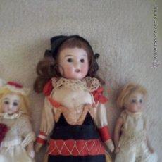 Muñecas Extranjeras: MUÑECA ALEMANA. Lote 55061334