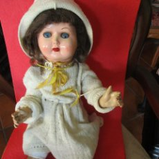 Muñecas Extranjeras: ANTIGUA MUÑECA FIRMADA A.V.A. Lote 56901280