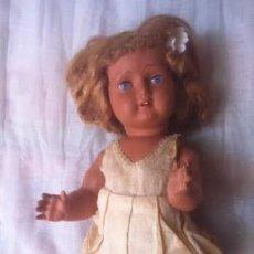 Muñecas Extranjeras: ANTIGUA MUÑECA BELLA FABRICADA EN PERPIÑA 1946 POR LUCIA Y JOSÉ PI. Lote 57091111