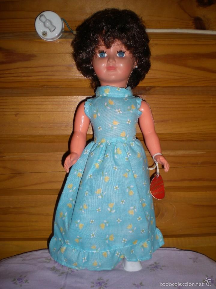 Muñecas Extranjeras: muñeca francesa marca les voupees du venthievre bretagne años 50/60 buen estado 42 cm lleva etiqueta - Foto 2 - 57893531