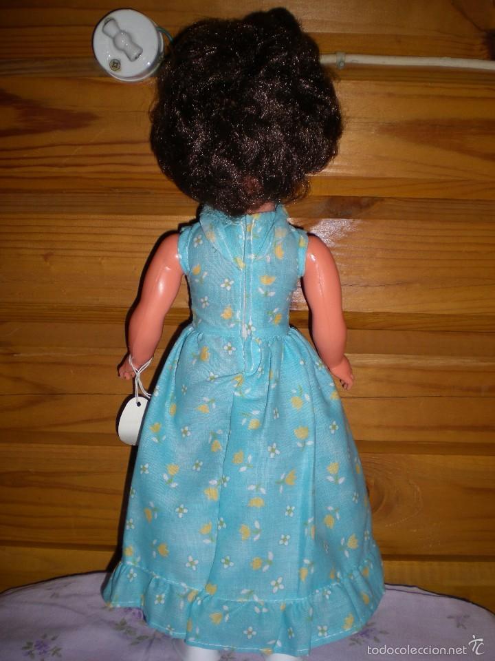 Muñecas Extranjeras: muñeca francesa marca les voupees du venthievre bretagne años 50/60 buen estado 42 cm lleva etiqueta - Foto 5 - 57893531