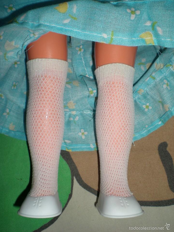 Muñecas Extranjeras: muñeca francesa marca les voupees du venthievre bretagne años 50/60 buen estado 42 cm lleva etiqueta - Foto 7 - 57893531