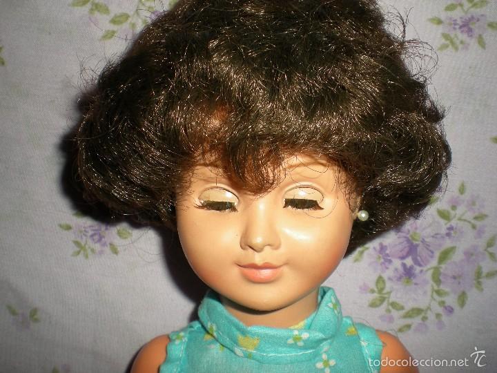 Muñecas Extranjeras: muñeca francesa marca les voupees du venthievre bretagne años 50/60 buen estado 42 cm lleva etiqueta - Foto 8 - 57893531