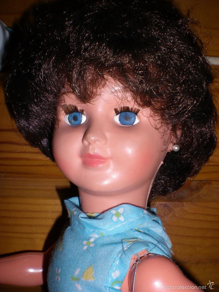 Muñecas Extranjeras: muñeca francesa marca les voupees du venthievre bretagne años 50/60 buen estado 42 cm lleva etiqueta - Foto 9 - 57893531