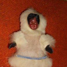 Muñecas Extranjeras: ANTIGUA MUÑECA DE CANADA MIDE 20 CM . Lote 58184001