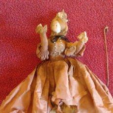 Muñecas Extranjeras: MUÑECA MUY ANTIGUA MIDE 25 CM. Lote 58261529