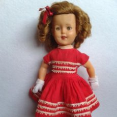 Muñecas Extranjeras: ANTIGUA SHIRLEY TEMPLE IDEAL DOLL 1958. Lote 58587567