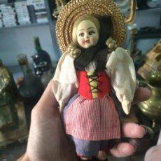 Muñecas Extranjeras: PRECIOSA MUÑECA DE 15CM EN TRAPO. Lote 60872439