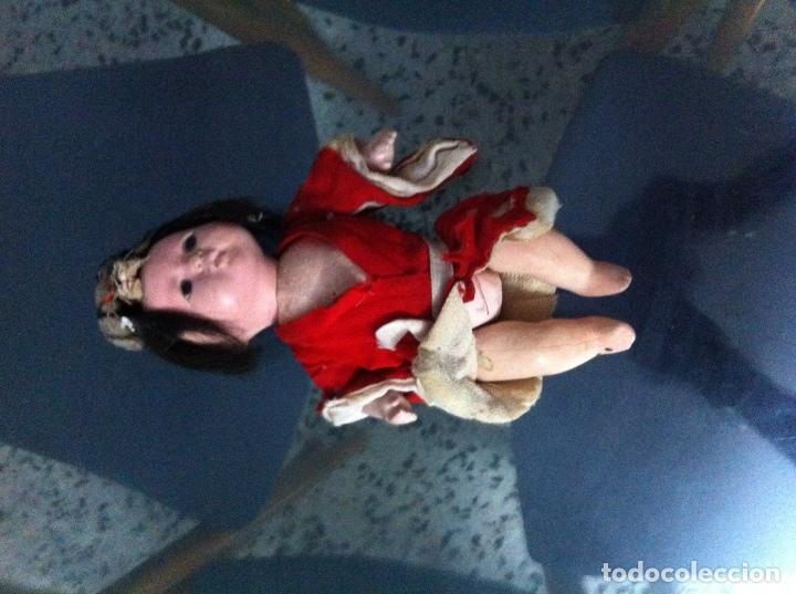 MUÑECA JAPONESA ANTIGUA (Juguetes - Muñeca Extranjera Antigua - Otras Muñecas)