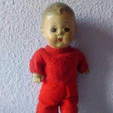Muñecas Extranjeras: ANTIGUO MUÑECO FAMIL, ARGENTINO, AÑOS 50. Lote 62132232