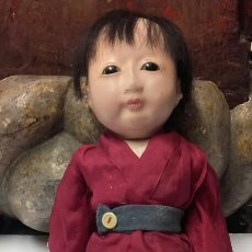 Muñecas Extranjeras: MUÑECO JAPONES. Lote 68657186