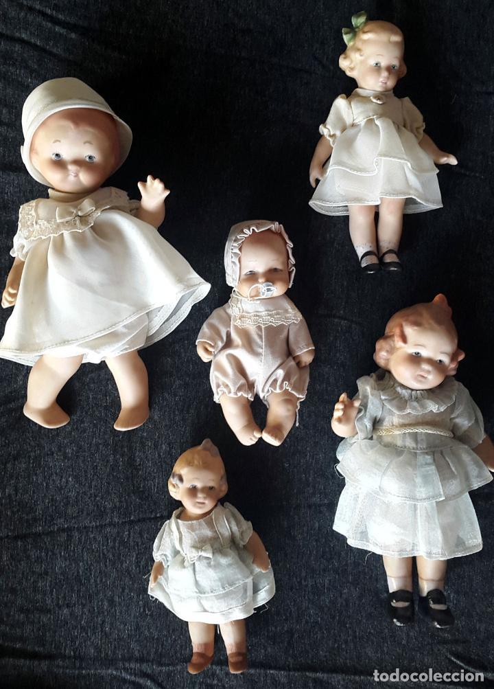 Muñecas Extranjeras: ANTIGUA MUÑECA BEBE CAMPBELL KID.1919- 1928. Firmada y Numerada. - Foto 8 - 69290013