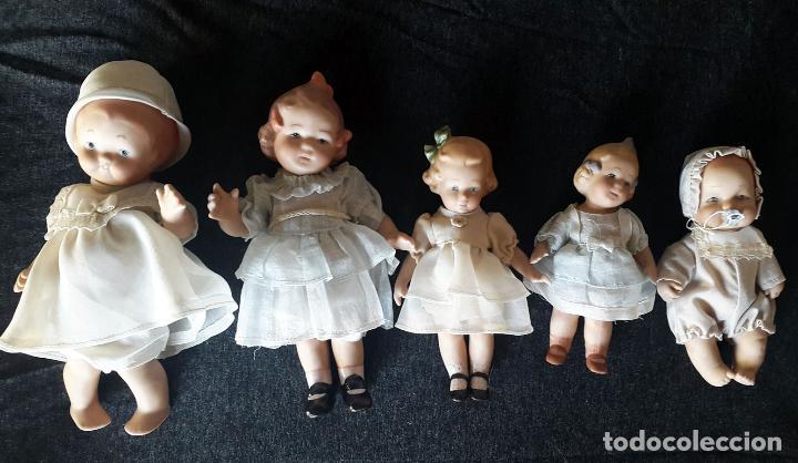 Muñecas Extranjeras: ANTIGUA MUÑECA BEBE CAMPBELL KID.1919- 1928. Firmada y Numerada. - Foto 9 - 69290013