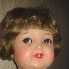 Muñecas Extranjeras: MUÑECA ANTIGUA ALEMANA TORTUGA - KAMMER&REINHARDT. Lote 72224195