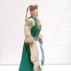 Muñecas Extranjeras: MUÑECA DE ALAMBRE TRAJE TRADICIONAL DE BULGARIA. Lote 72827323