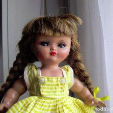 Muñecas Extranjeras: PRECIOSA MUÑECA FRANCESA MUGUETTE DE BELLA - DOLL POUPÉE. Lote 73416087