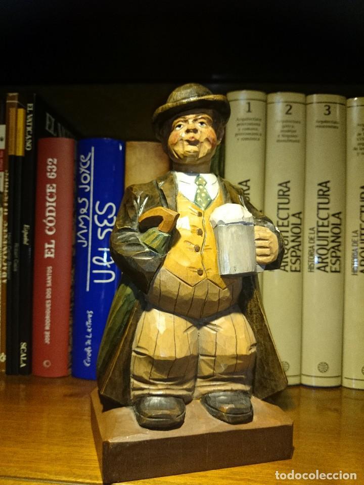 Muñecas Extranjeras: Karl Griesbaum Autómata silbador whistler automaton PERFECTO - Foto 2 - 75562971