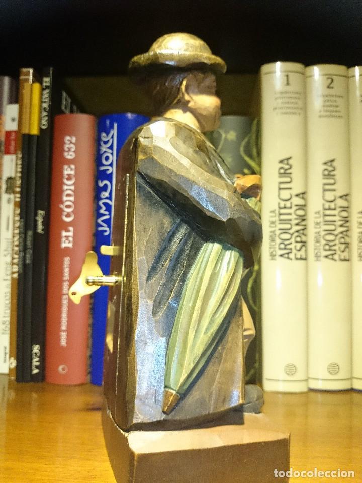 Muñecas Extranjeras: Karl Griesbaum Autómata silbador whistler automaton PERFECTO - Foto 5 - 75562971