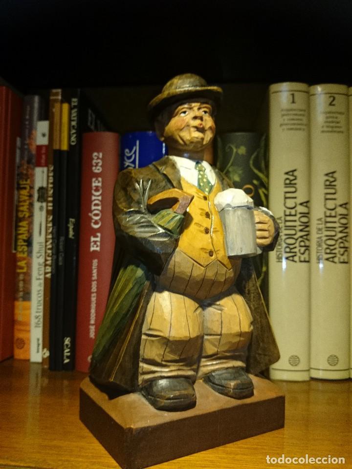 Muñecas Extranjeras: Karl Griesbaum Autómata silbador whistler automaton PERFECTO - Foto 6 - 75562971