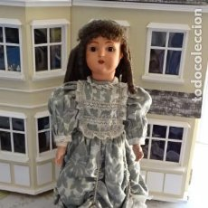 International Dolls - PRECIOSA MUÑECA TORTUGA ALEMANA - KAMMER & REINHARDT / SHILKDRÖT - MECANISMO DE LLORO FUNCIONANDO - 75608199
