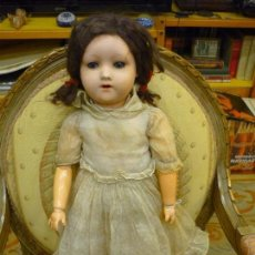 Muñecas Extranjeras: MUÑECA ANTIGUA ALEMANA. Lote 77096073