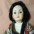 Muñecas Extranjeras: MUÑECA ORIENTAL. SIMON&HALBIG, MOLDE 1329. TODA EN ESTADO ORIGINAL.. Lote 80364453