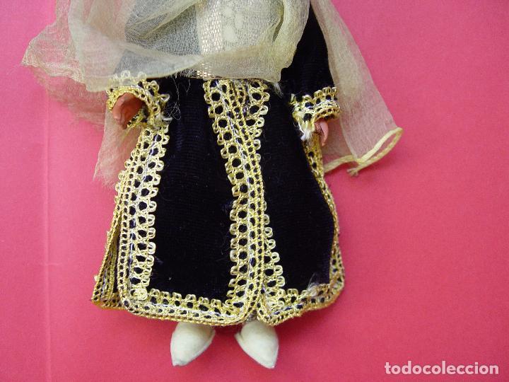 Muñecas Extranjeras: Pareja muñecos (Marruecos) Años 50's. Souvenirs, recuerdos. Originales ¡Coleccionista! - Foto 4 - 82463576