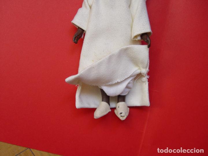 Muñecas Extranjeras: Pareja muñecos (Marruecos) Años 50's. Souvenirs, recuerdos. Originales ¡Coleccionista! - Foto 6 - 82463576
